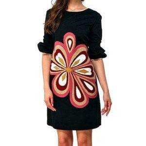 Retro-inspired A-line Dress